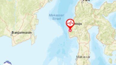 Photo of Gempa Magnitudo 6,2 Goyang Sulawesi Barat