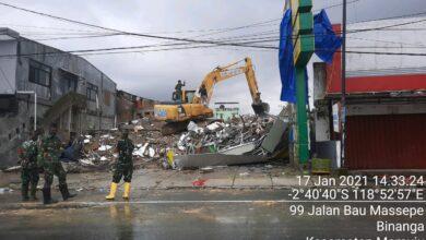 Photo of Bertambah, Gempa Sulbar Renggut 81 Nyawa