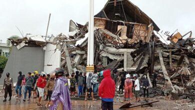 Photo of Telan 56 Nyawa, Ratusan Korban Luka Berat Akibat Gempa Sulbar