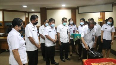 Photo of Sekretariat Dewan Badung Musnahkan 275 Berkas Arsip In Aktif