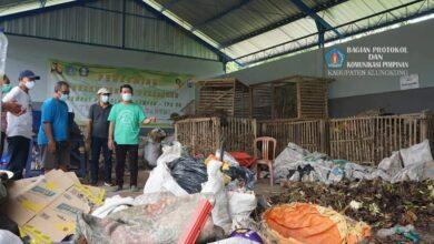 Photo of Suwirta Motivasi Petugas TPS 3R Desa Tusan