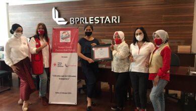 Photo of Stok PMI Tipis, Pertiwi Bali Kumpulkan 45 Kantong Darah