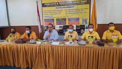 Photo of Golkar Terbitkan Buku Rekomendasi Revisi Perda Desa Adat