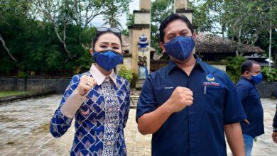 Photo of Julie Tak Mau Lama-Lama Pimpin NasDem Bali