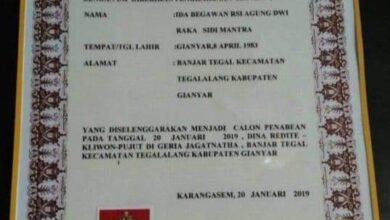 Photo of Tak Diakui PHDI, Piagam Penghargaan Diduga Sulinggih Cabul Tersebar