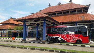 Photo of Sertifikat Tanah Terminal Mengwi Diserahkan ke BPTD