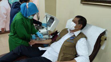 Photo of Wujud Syukur, Doni Donorkan Plasma Konvalesen