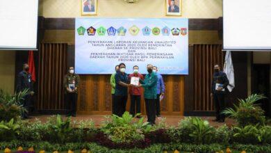 Photo of BPK RI Apresiasi Pemkab Badung