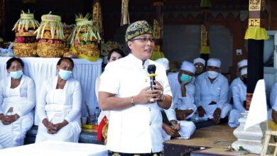 Photo of Sila V, Giri Siap Bantu 15 Banjar Kerobokan yang Dinas Denpasar