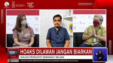 Photo of Lawan Hoaks: Rakyat Sehat, Ekonomi Bangkit