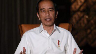 Photo of Konfirmasi Varian Baru Korona, Presiden: Jangan Panik, Tetap Disiplin Prokes