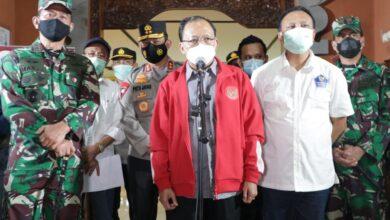 Photo of Target 3 Juta, Koster Sebut 139.884 Warga Sudah Divaksin