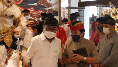 Photo of Rindu Ogoh-Ogoh, Ayo Kunjungi Pameran ITB STIKOM Bali