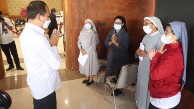 Photo of Jelang Nyepi, Suiasa Pantau Vaksinasi untuk Sulinggih dan Tokoh Agama