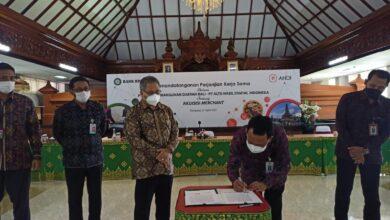 Photo of Bank BPD Bali Teken MoU dengan PT AHDI
