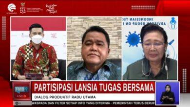 Photo of Partisipasi Lansia Minim, Keluarga Kunci Utama Vaksinasi