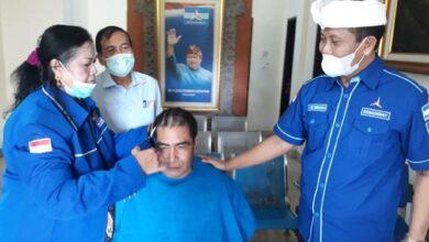 Photo of Ridet Bayar Kaul Magundul, Netizen: I Love Moeldoko