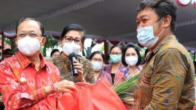 Photo of Koster Apresiasi Pasar Murah Sambut Galungan dan Kuningan
