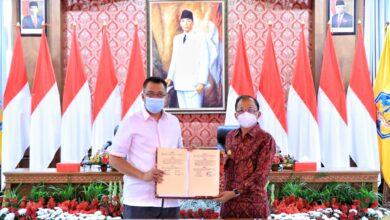 Photo of Bali-NTB Teken Kerja Sama Pembangunan Daerah