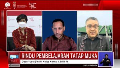 Photo of Kejar Tatap Muka Terbatas, Vaksinasi Guru Dikebut