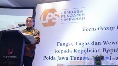 Photo of LPS- Polri Jalin MoU Perkuat Penegakan Hukum Bank Gagal