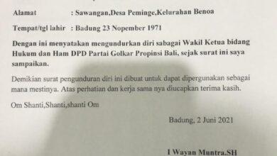 """Photo of Berbalik 180 Derajat, Muntra Pastikan Diri Tetap """"Kuning"""""""