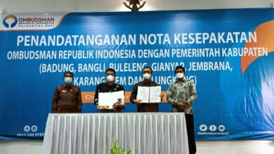 Photo of Fokus Pelayanan Publik, Jaya Negara Jalin MoU dengan Ombudsman RI