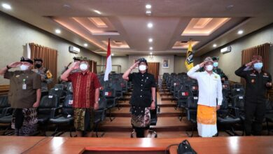 Photo of Giri Prasta: Pancasila Bintang Penuntun Kehidupan Bangsa