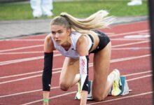 Photo of Alica Schmidt, Atlet Terseksi Dunia Kenang Liburan Indah di Bali