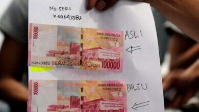 Photo of Meroket, BI Bali Terima 536 Lembar Uang Palsu di Awal 2021