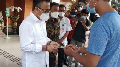 Photo of Tak Semua Dapat, Denpasar Beri BLT PPKM Darurat ke 10.119 KK