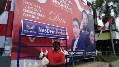Photo of PPKM Berjilid-Jilid, NasDem Bali Gantung Sembako