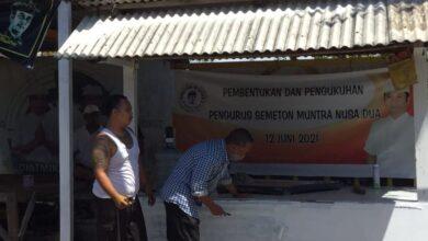 Photo of Muntra Pamit, Posko Kuning Berganti Putih