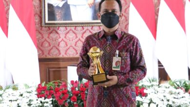 Photo of Dirut Bank BPD Bali TOP CEO BUMD 2021