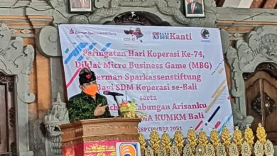 Photo of HUT Koperasi ke-74, BPR Kanti Kucurkan Pinjaman Rp 74 M