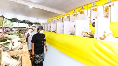 Photo of Jaga Warisan Leluhur, Desa Adat Semana Mamukur Massal