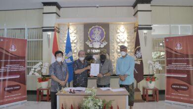 Photo of ISI Denpasar Teken 69 SPK dengan 25 Mitra Strategis