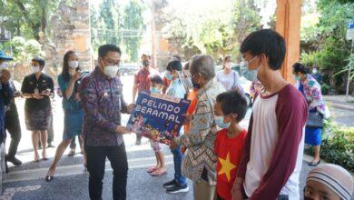 Photo of 400 Anak Yatim dan Difabel Terima Santunan Pemkot Denpasar dan Pelindo III