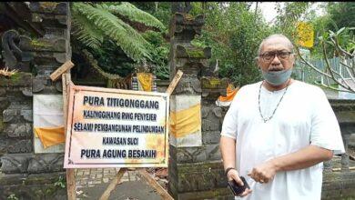 Photo of Gus Pada Tolak Pura Titi Gonggang Dipindah