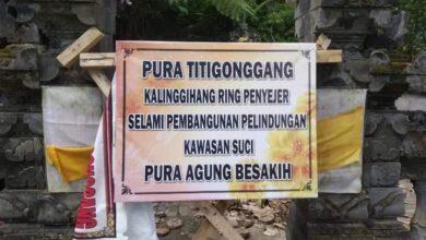 Photo of Aneh, Demi Parkir, Pura Titi Gonggang Siap Dibongkar