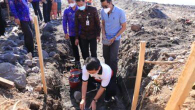 Photo of Suwirta Bangun Tapal Batas Klungkung-Karangasem