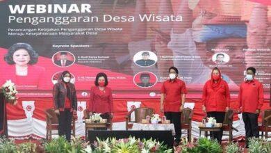 Photo of Megawati Pilih I Nyoman Giri Prasta