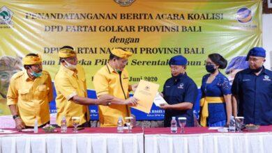 """Photo of Golkar Bali Buka Nama """"Jagoan"""" di Pileg 2024"""