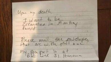 """Photo of Sebelum Gantung Diri, Paul """"Amerika"""" Tulis Surat"""