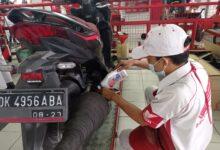 Photo of Hanya Honda, Servis Hari Minggu Gratis Oli